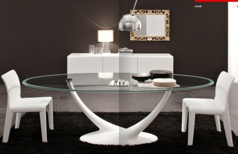 white-glass-dining-table-designs