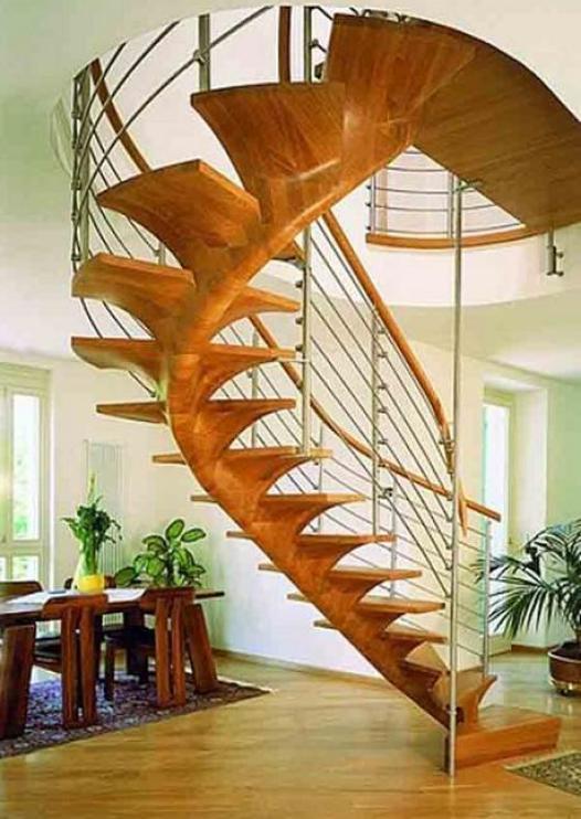 spiral-wooden-stair