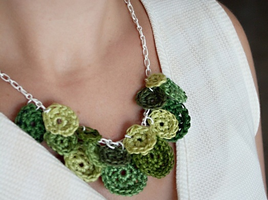 crochet-collar