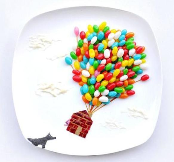 gems-food-art