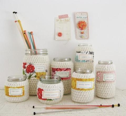 crochet-bottles