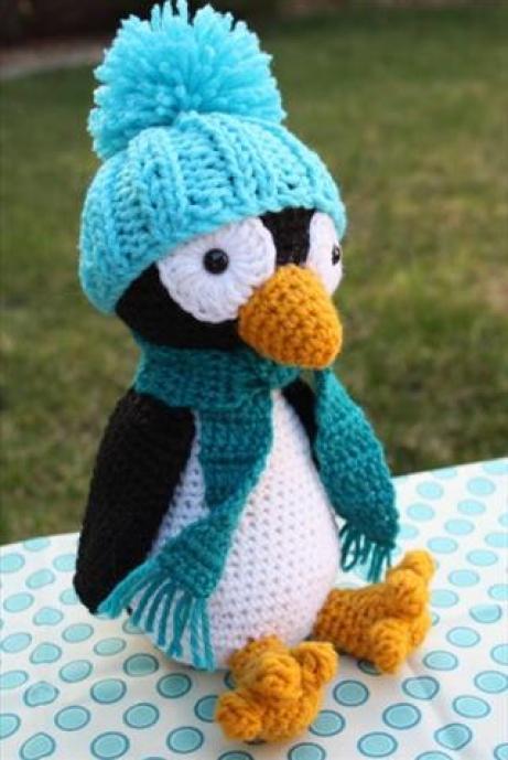 crochet-birds