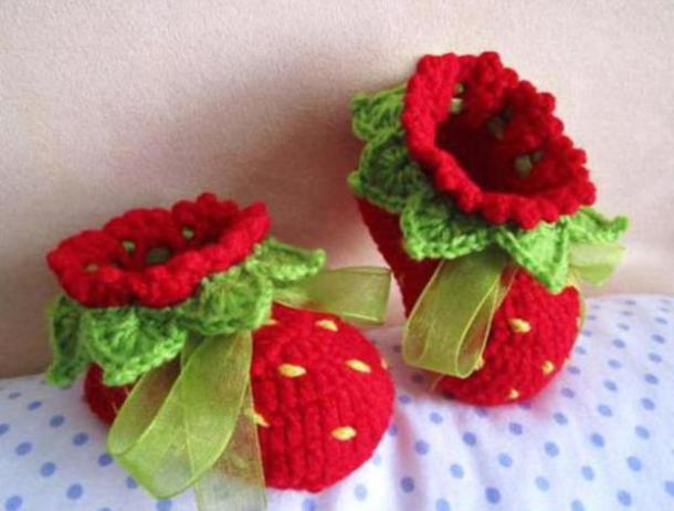 crochet-baby-booties-easy