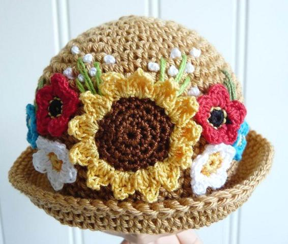 crochet-hat-patterns