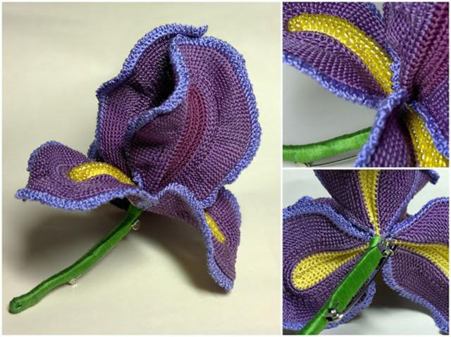 crochet-flower-patterns