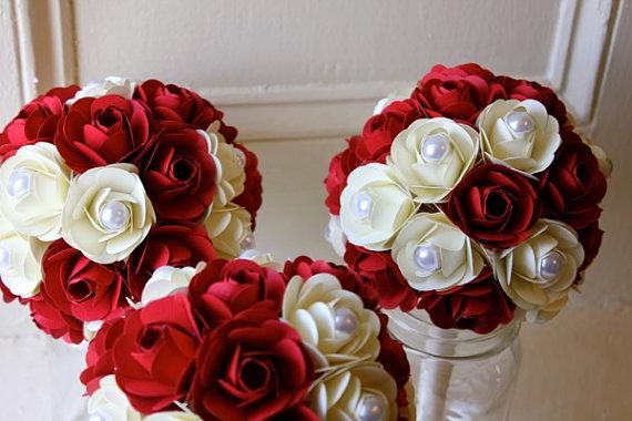 wedding-bouquet-paper