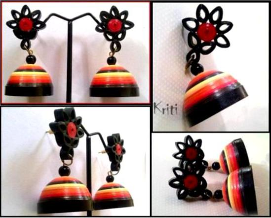 quilled-paper-earrings
