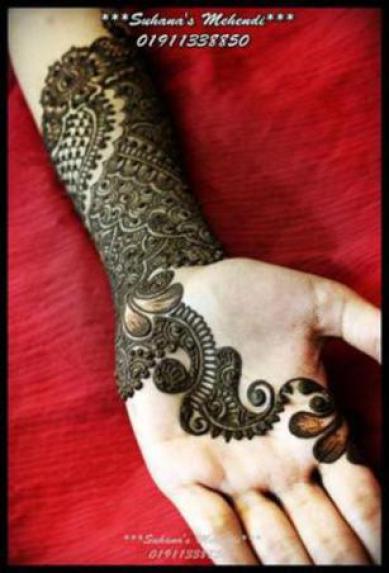 step-by-step-bridal-mehndi