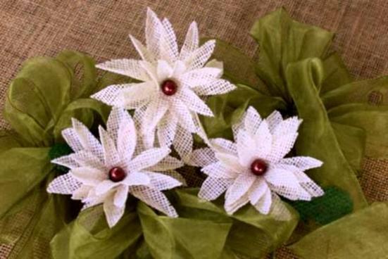 burlap-flowers