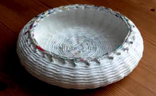 diy-paper-vase