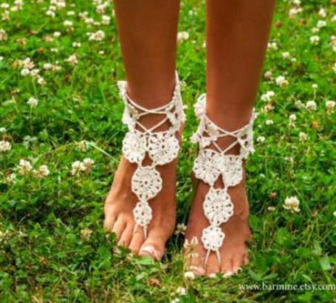 Crochet-sandals-ideas