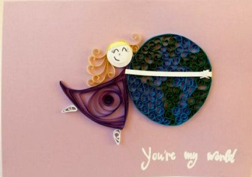quilling-cards-love
