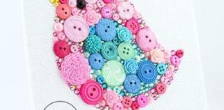 diy-button-art