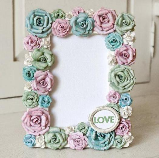 DIY-photo-frame