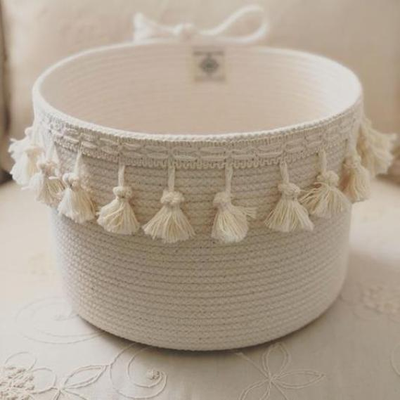 decorative-rope-basket