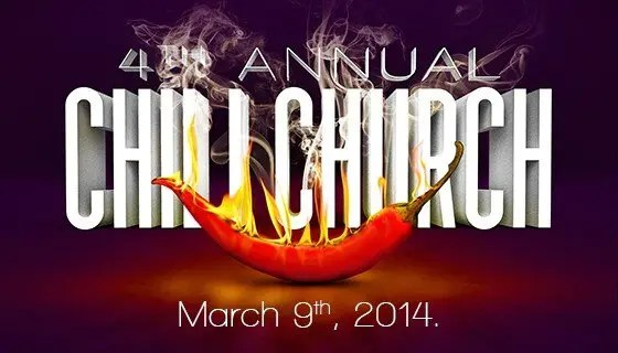 Chili Church 2014