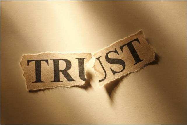 liegen en bedriegen in een relatie