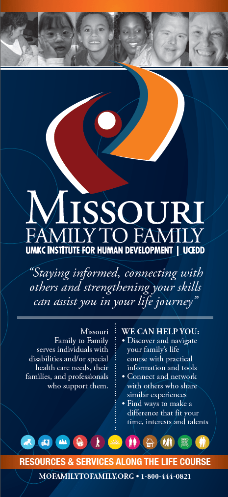 Missouri Family To Family Rack Card LifeCourseTools Com