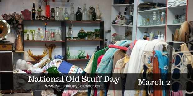 Believe it or not, National Old Stuff Day is a real thing & it's TODAY! Since I'm a professional organizer, here are some of my tips to help you declutter.