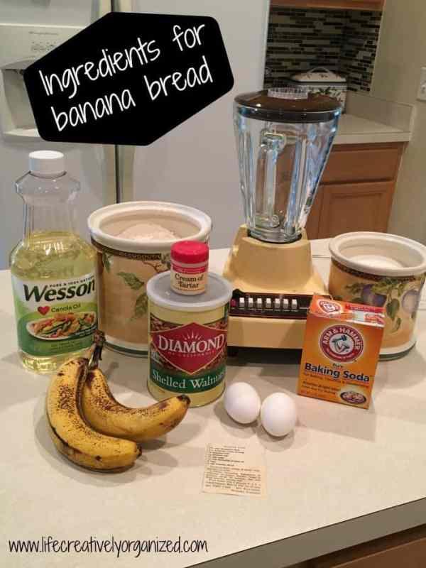 how to make delicious banana bread