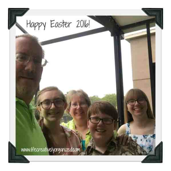 Happy Easter 2016 from the Hoepners