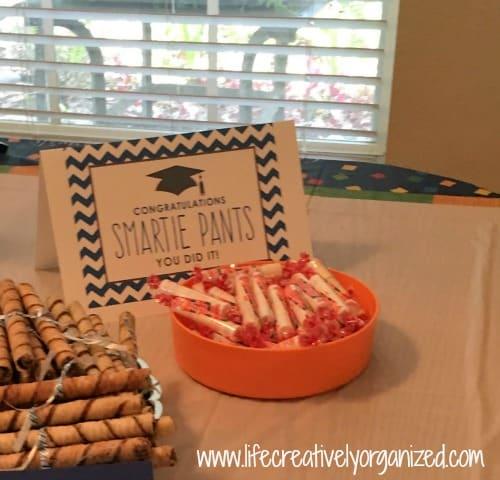 10 easy graduation party food ideas! - LIFE, CREATIVELY ...