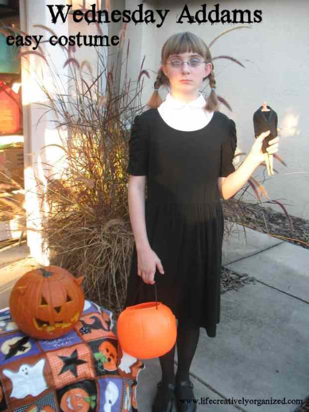 Awesome Wednesday And Pugsley Addams Halloween Costumes