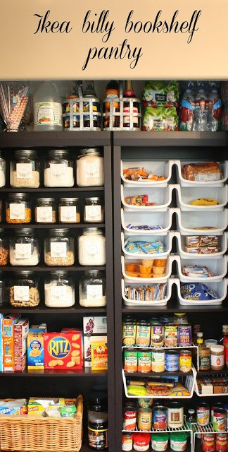 It can be frustrating finding things in an unorganized, over-filled pantry. Here are some great ways to get your pantry organized and keep it that way.