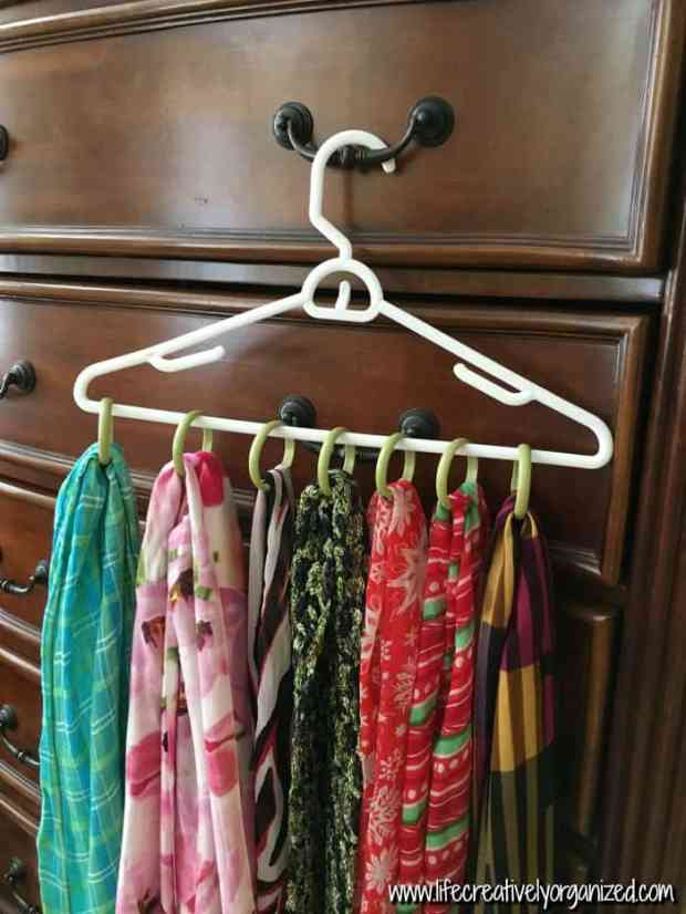 4 Ways to Use Shower Curtain Rings