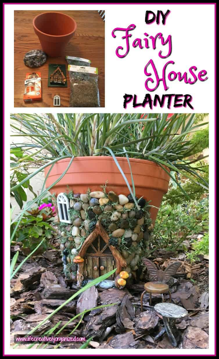 Remarkable Whimsical Diy Fairy House Planter Life Creatively Organized Download Free Architecture Designs Scobabritishbridgeorg