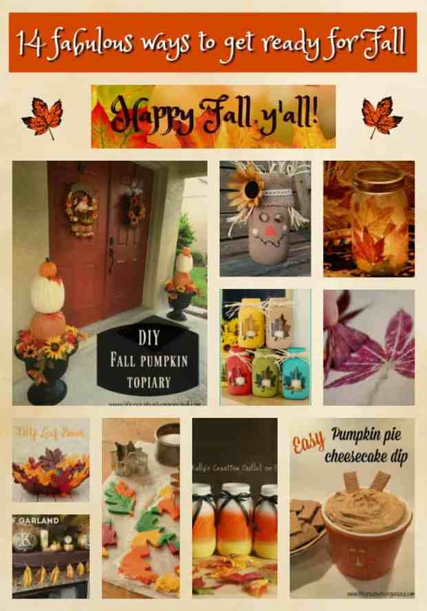 14 fabulous ways to get ready for fall life creatively for Getting ready for fall