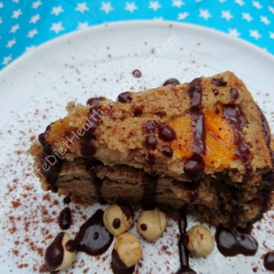 Spiced Orange Drizzle Cake (Vegan & Free-From)