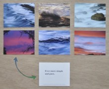 Nature Meditation 6-Card Set