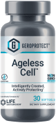 Ageless Cell can potentially repair skin cells damaged by aging.