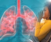 Respiratory system being boosted by elderberry