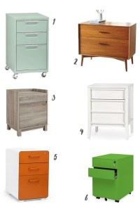Modern File Cabinets for Home Offices  Life Fancified