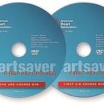 HeartSaver Instructor DVD Set