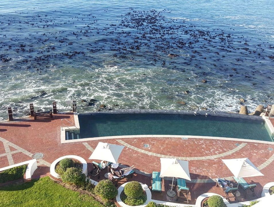 Staying at the Radisson Blu Waterfront Hotel in Cape Town