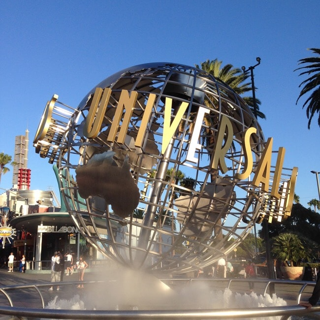10 things to do at the Universal Studios Hollywood