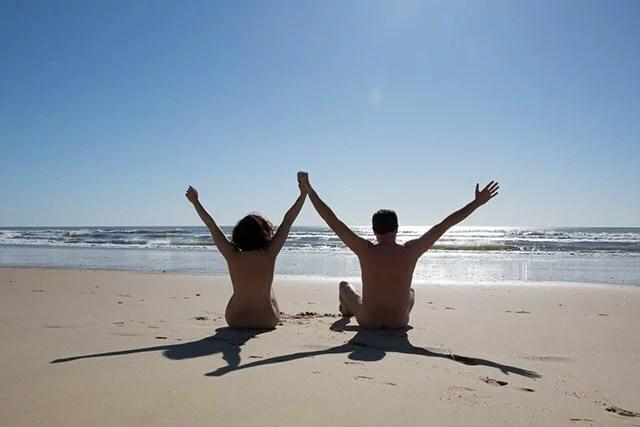 Nudist Beaches Australia