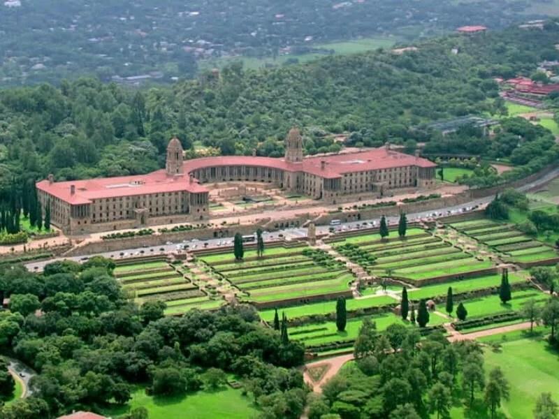 The Union Building, South Africa, Pretoria