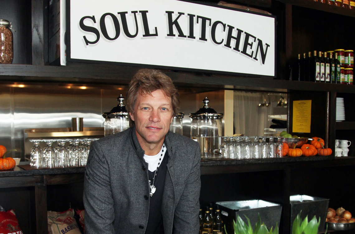 Bon Jovi the musician launches a chain of restaurants to