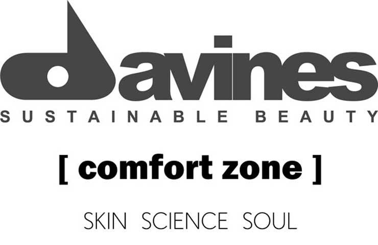 Davines and Comfort Zone