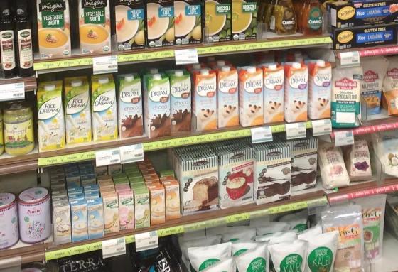 veganism in india supermarket vegan products mumbai