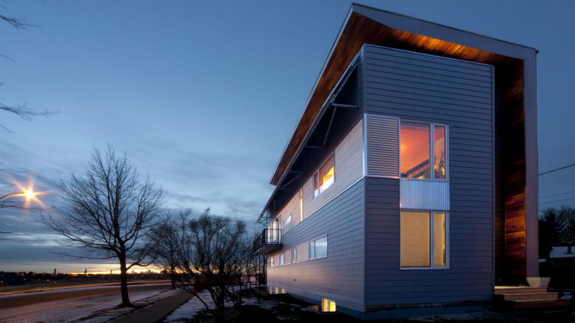 Casa ecologica come costruire una casa ecosostenibile  LifeGate