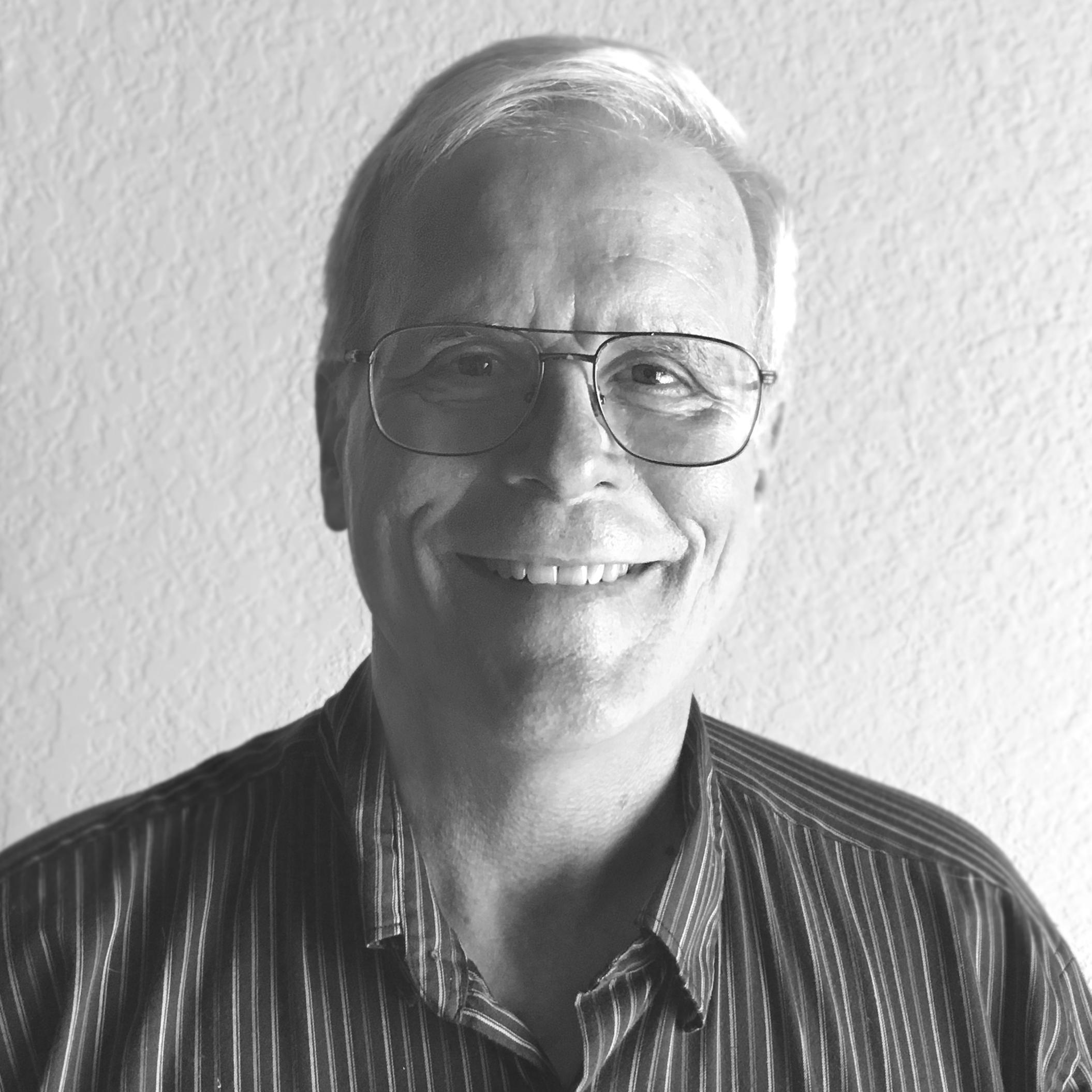 Bob Odom portrait