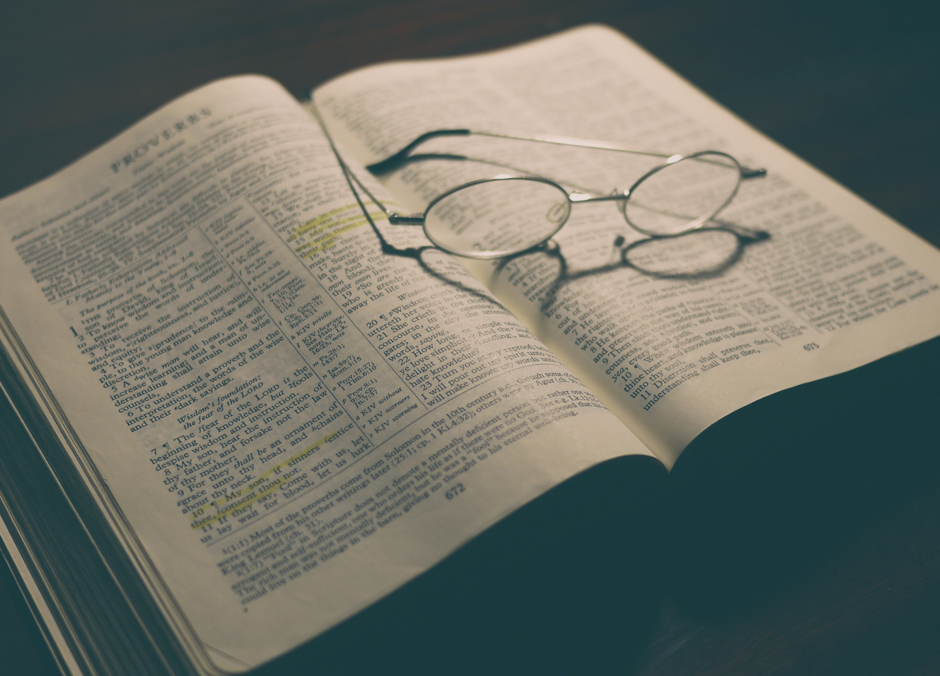 Connect Life to the Bible | Pastor's Blog