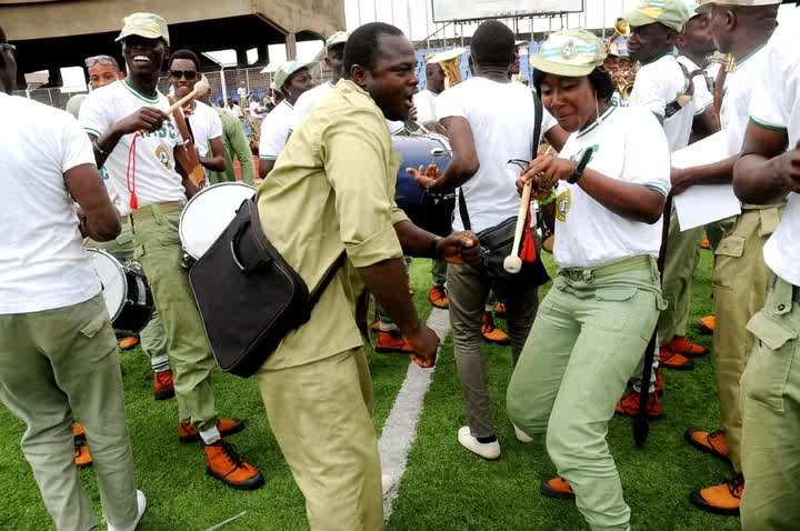 NYSC CAMP GIST: I HAD A DREAM OF US