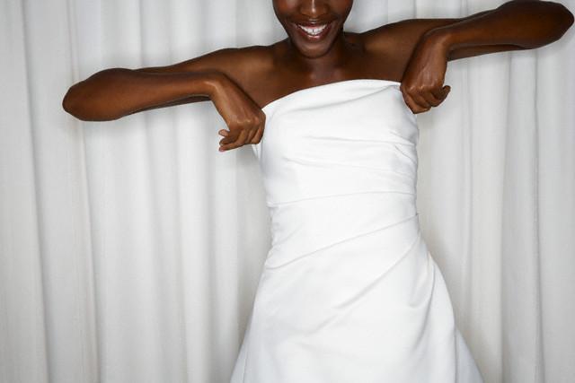 WEDDING TRADITION: WHITE WEDDING DRESS