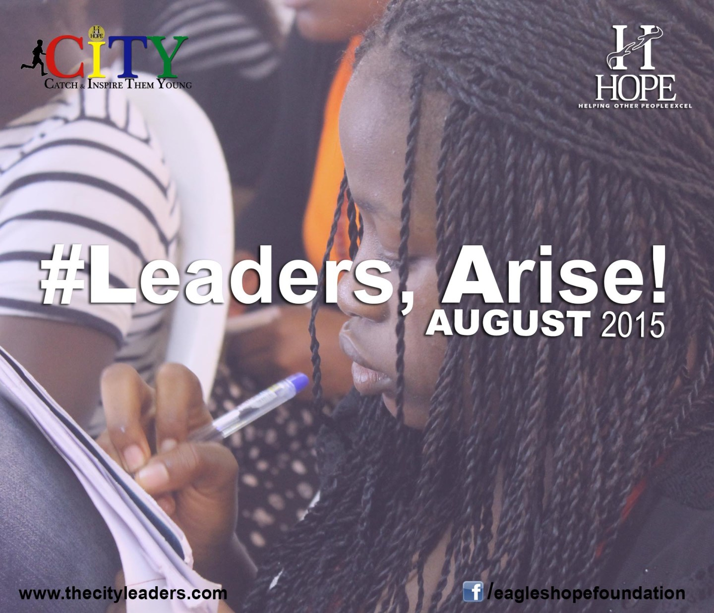 Catch & Inspire Them Young: Leader Arise
